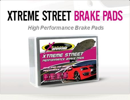 Xtreme Street Brake Pads
