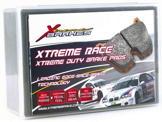 Xtreme Duty Race Brake Pads